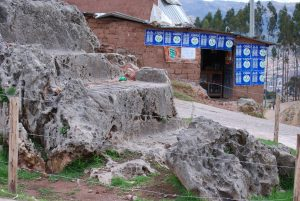 A Home Built on a Site of Cultural Importance in Cuzco