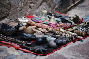 Artifacts Sold in Cuzco's Streets