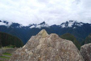Rock is Important at Machu PIcchu