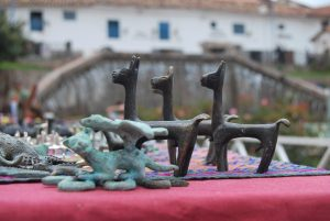 Bronze Llamas and Andean Trilogy