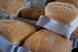 Small, Sweet Egg-Breads
