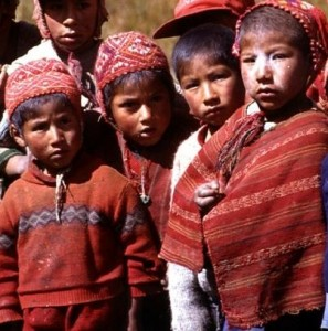 Sweet Childrem From Lares