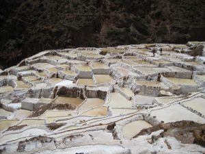 The Salt Ponds of Maras
