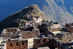 Inca Buildings in Pisac