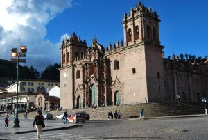 "Cuzco's Main Church "" The Catedral"""