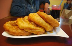 Chicha Morada and Picarones, the Perfect Combination