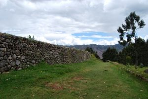 A Landscape Above the City of Cuzco