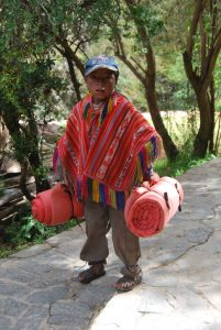 A Boy from Lares