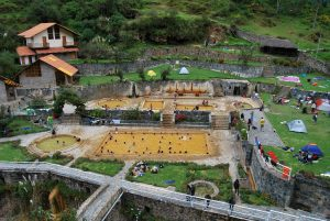 The Lares Hot Springs