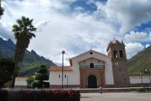 The Church of Calca