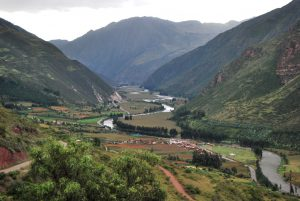 The Inca's Sacred Valley