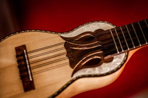 The Tricky Body of the Charango( Photo: Alonzo Riley)