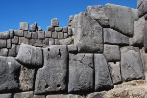 Great Wall in Sacsayhuaman