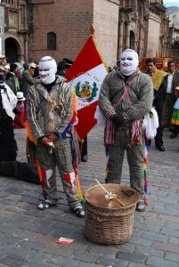 Pablitos in Cuzco's Feast