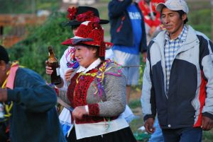 Beer, Family and Happiness during Carnival