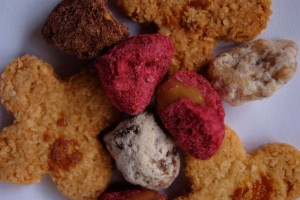 Candies Made from Brazil Nuts (Photo: Wayra)