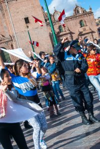 Dancing Marinera in Cuzco (Photo: Wayra)