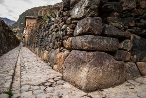 A Rough Inca Wall (Photo: Wayra)