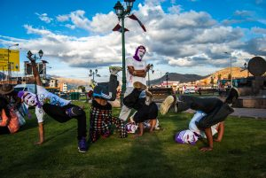 Breakdance in Cuzco (Photo: Brayan Coraza Morveli)