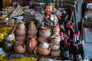 Material for Making an offering to the Pachamama (Photo: Wayra)