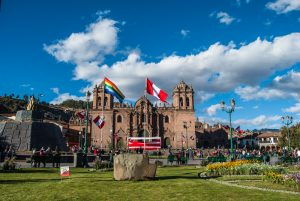 Cuzco's Plaza de Armas (Photo: Walter Coraza)