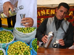 Preparing a Great Pisco Sour (Photo: Walter Coraza)