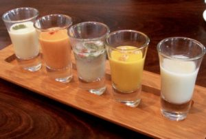 Varieties of Leche de Tigre