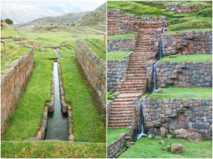 Water Management Developed by the Incas (Photo: Wayra)