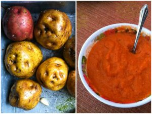 Potatoes and Hot Sauce (Photo: Walter Coraza Moreli)