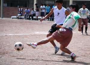 Soccer in Santa Rosa (Photo: David Knowlton)