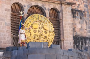 The Smiling Inka Sun of Cuzco (Photo: Gabriela Filgueira)