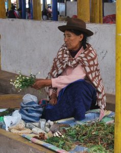 Alternative Medicine, Medicinal Herbs For Sale at the Market