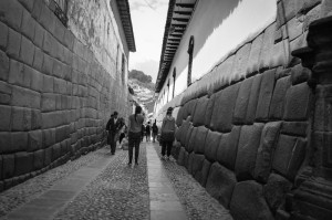 The So-called Palace of Inca Roca on the Big Stone Street in Cuzco (Photo: Walter Coraza Morveli)