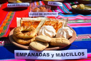 Empanadas and Maicillos (Photo: Walter Coraza Morveli)
