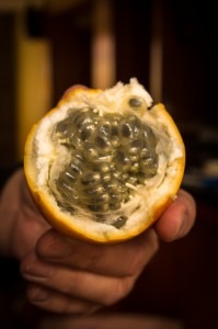The Inside Delight of Granadilla (Photo: Walter Coraza Morveli)