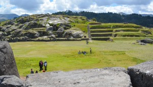 Three Parts to Saqsayhuaman (Photo: Walter Coraza Morveli)