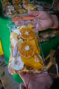Dried Fruit from Quispicanchis (Wayra)