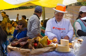 Chiriuchu, the Fiesta Meal Par Excellence in Public Celebrations in Cuzco (Wayra)