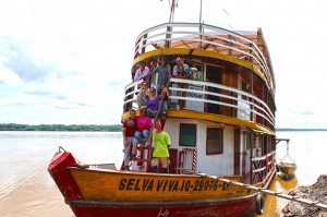 The Selva Viva on the River