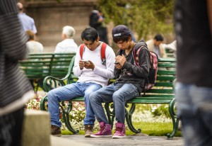 Sexting and Anxiety in Cusco (Wayra)