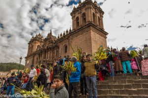 Palm Sunday in Cuzco, Catedral Church (Walter Coraza Morveli)