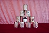 A Pyramid of Cans (Walter Coraza Miorveli)