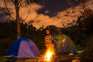 Time for Camping in Cuzco (Hebert Huamani Jara)