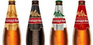 The Special Collection of Cusqueña Beer