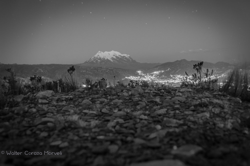 A Breath of Illimani