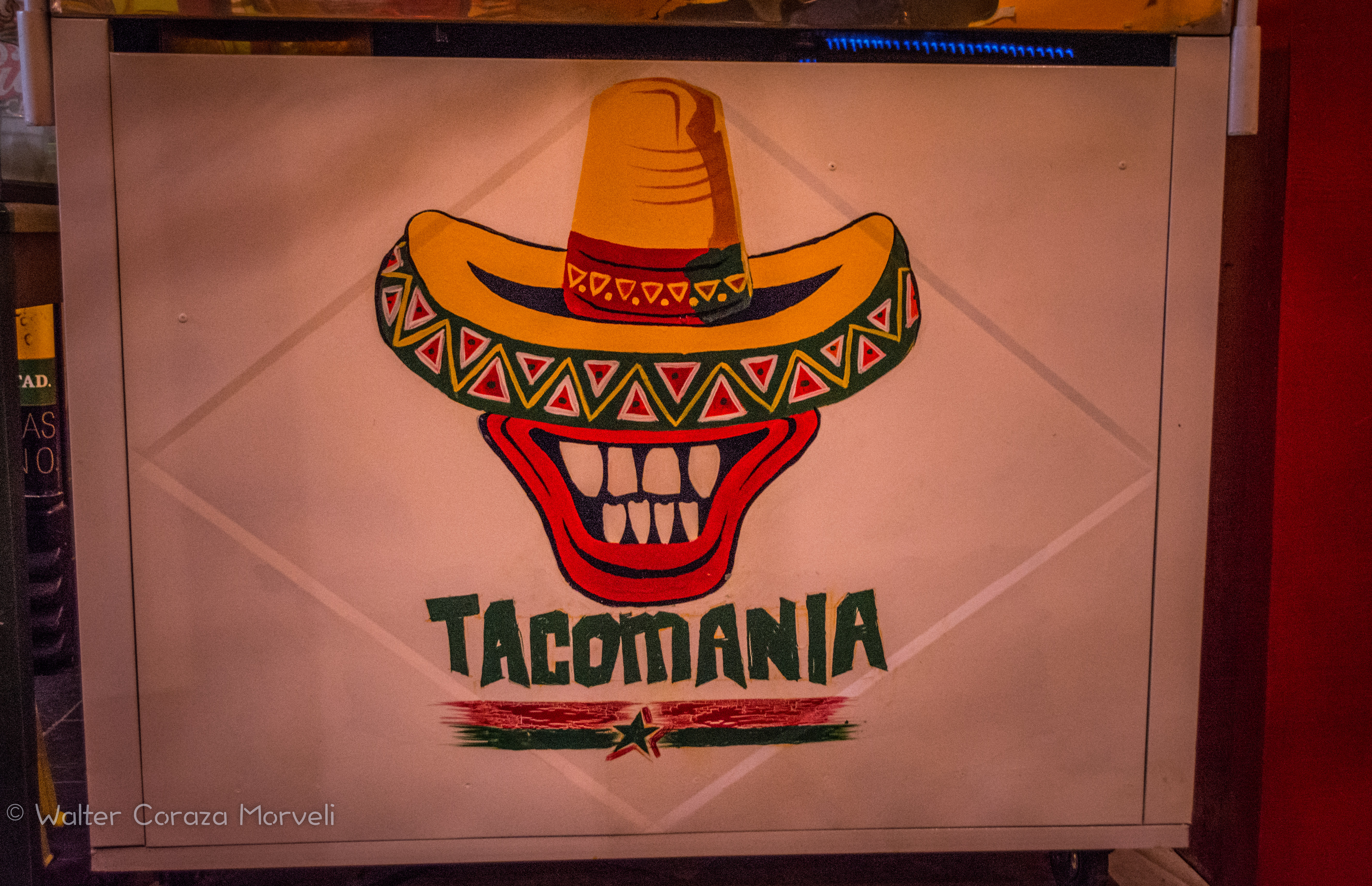 This the Tacomania Brand