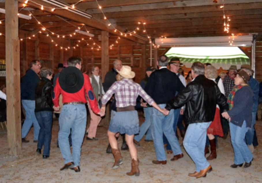 Square Dance in Utah (Teresa Wilson)
