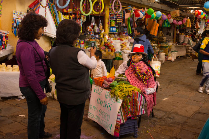 Happy Comadres Day in Cusco (Hebert Huamani)